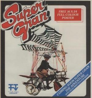 Super Gran (TV Series)