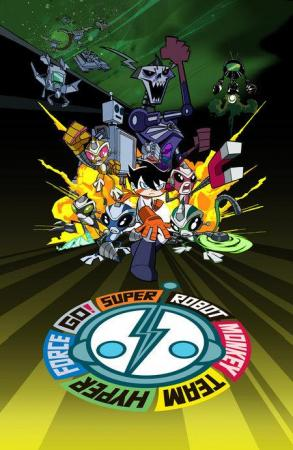 Super Robot Monkey Team Hyperforce Go! (TV Series) (Serie de TV)