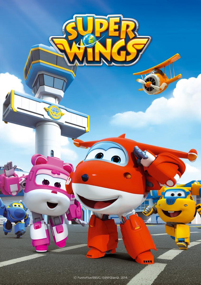 Super Wings Dvd