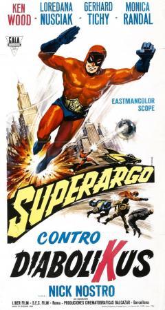 Superargo, el hombre enmascarado