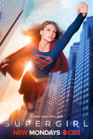 Supergirl Temporada 1 1080p Brrip Dual-Latino