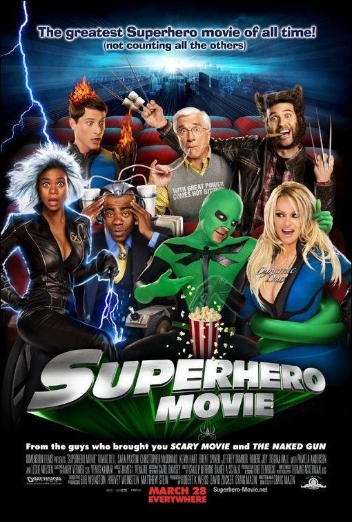 Super Hero Movie 2008 [1080p] [Latino-Ingles] [MEGA] -
