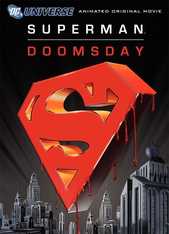 La Muerte De Superman (Superman: Doomsday) (2007) BRRip 1080p Latino – Ingles