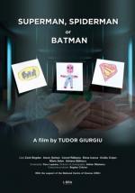 Superman, Spiderman o Batman (C)