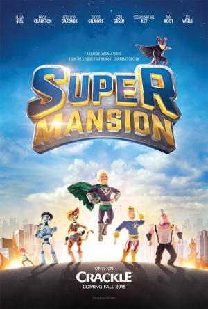 Supermansion (Serie de TV)