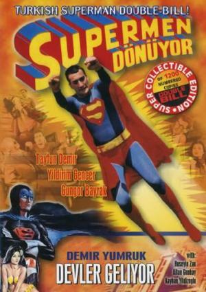 El retorno de Superman (Turkish Superman)