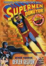 El retorno de Superman (Turkish Superman)