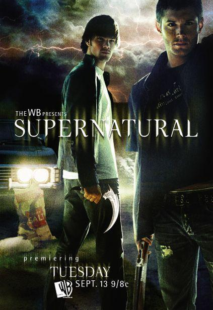 Supernatural Temporada 1 (2005) HD 720p Latino – Ingles