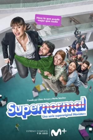 Supernormal (Serie de TV)
