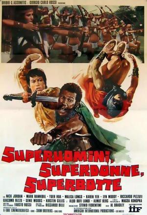 Supermen Against the Amazons