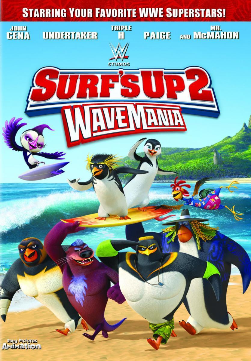 Los reyes de las olas 2: WaveMania (2017)