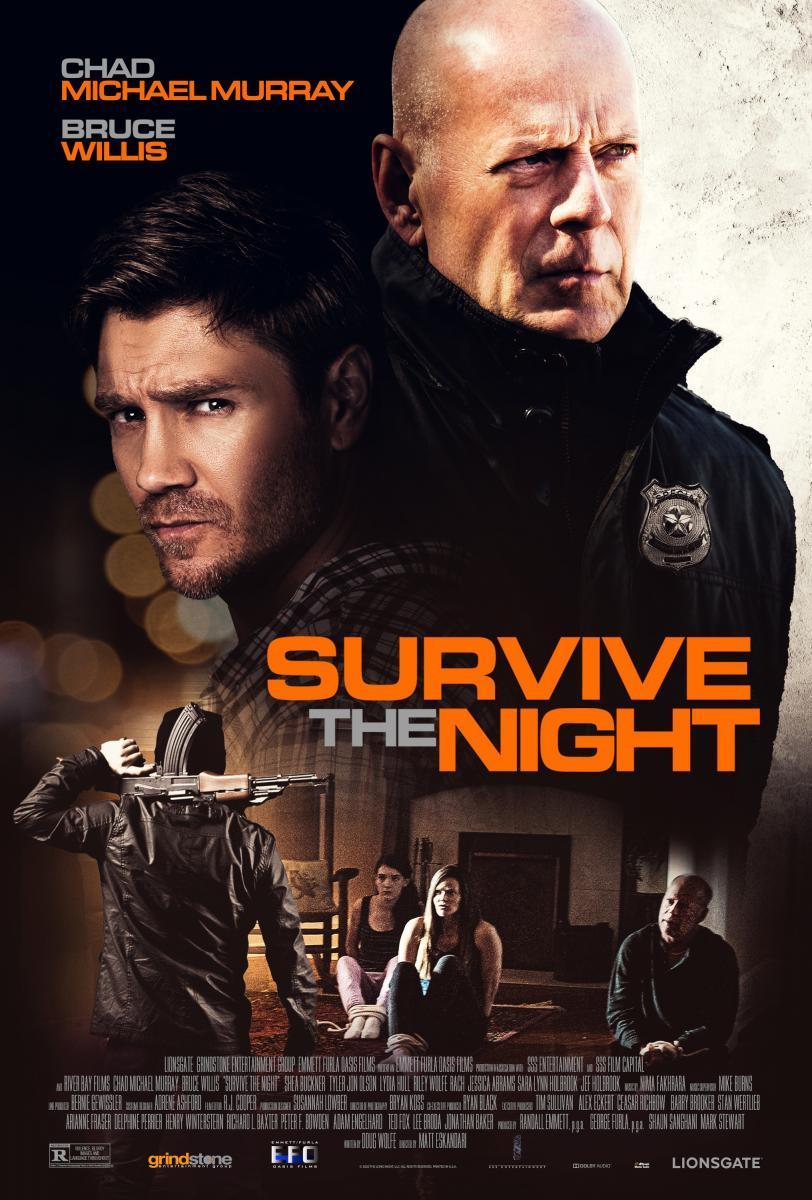 Sobrevive la noche (2020) - Filmaffinity