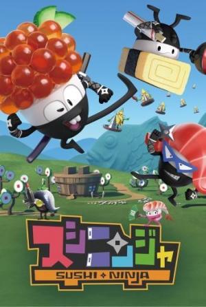 Sushi Ninja (Serie de TV)