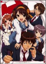 The Melancholy of Haruhi Suzumiya (TV Series)