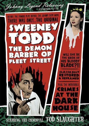 sweeney todd the demon barber Watch full movie sweeney todd: the demon barber of fleet street (2007) online freethe infamous story of benjamin barker, aka sweeney todd, who sets up a barber shop down in.