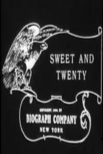 Sweet and Twenty (C)