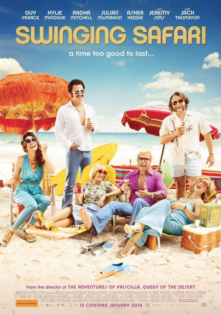 Swinging Safari (2017) HD Castellano 1Fichier