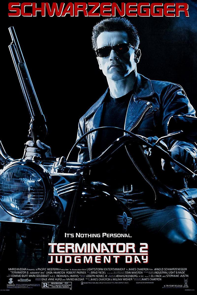 Terminator 2: El juicio final [1991][Latino][1080P][Mega] (Subida propia)