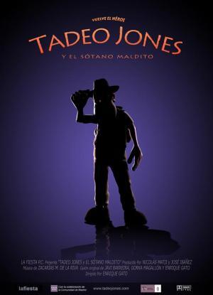 Tadeo Jones y el sótano maldito