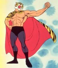 Tiger Mask (TV Series)