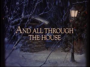 Tales from the Crypt: And All Through the House (TV)