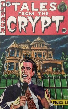Historias de la cripta: Terror televisivo (TV) (C)