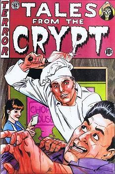 Historias de la cripta: Qué se está cocinando (TV)