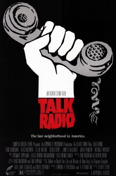Últimas películas que has visto (las votaciones de la liga en el primer post) - Página 14 Talk_radio-866721252-large