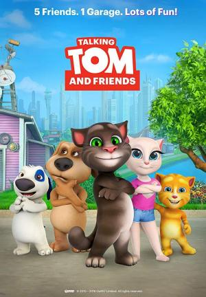 Talking Tom and Friends (TV Series)
