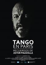 Tango en París, recuerdos de Astor Piazzolla
