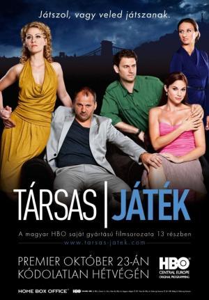 Társas Játék (When Shall We Kiss) (Serie de TV)
