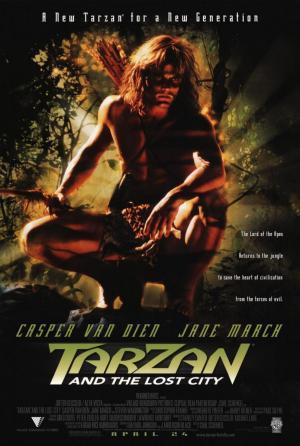 Tarzán y la ciudad perdida