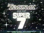 Tarzan and the Super 7 (Serie de TV)