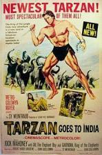 Tarzán en la India