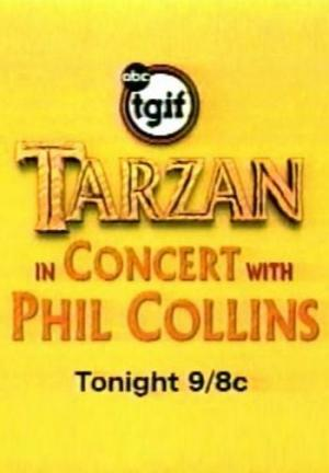 Tarzan in Concert with Phil Collins (TV)