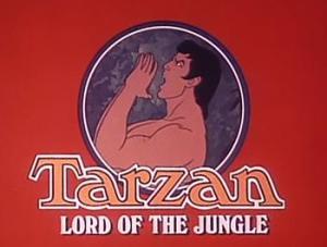 Tarzán, el señor de la selva (Serie de TV)