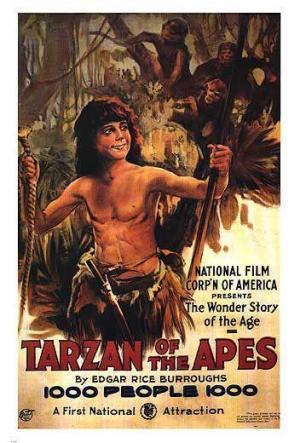Tarzan of the Apes (Miniserie de TV)