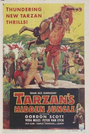 Tarzan's Hidden Jungle