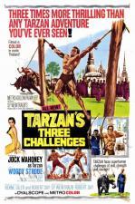 Los tres desafíos de Tarzán