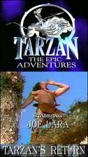 Tarzan: The Epic Adventures (Tarzan's Return) (TV) (TV)