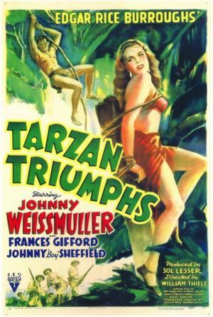 El triunfo de Tarzán