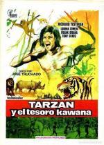 Tarzán y el tesoro Kawana