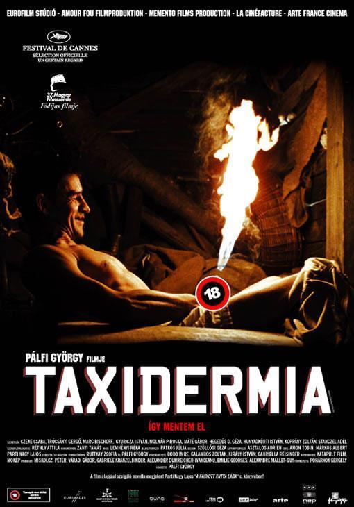 Taxidermia Film