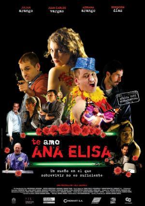 Te amo Ana Elisa