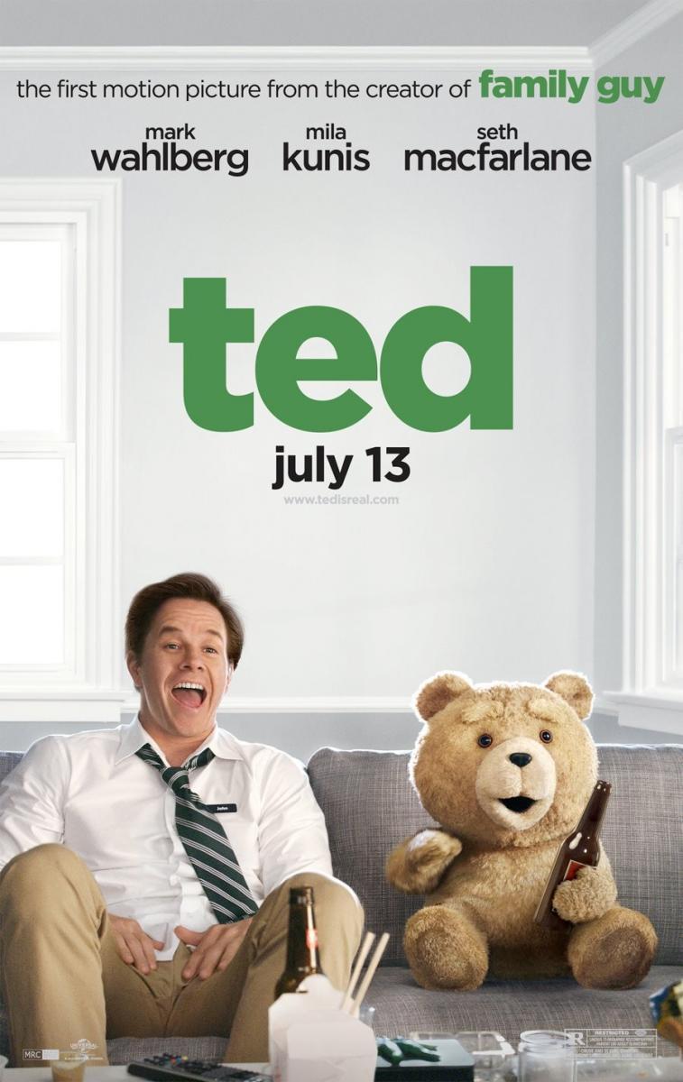 Ted [2012][Esp Latino][1080p][MEGA]