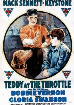 Teddy at the Throttle (C)