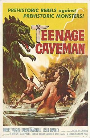 Yo fui un cavernícola adolescente