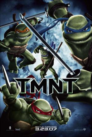 Tortugas Ninja jóvenes mutantes