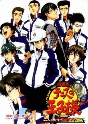 El Principe del Tennis 01-97 DVDRip Español Latino