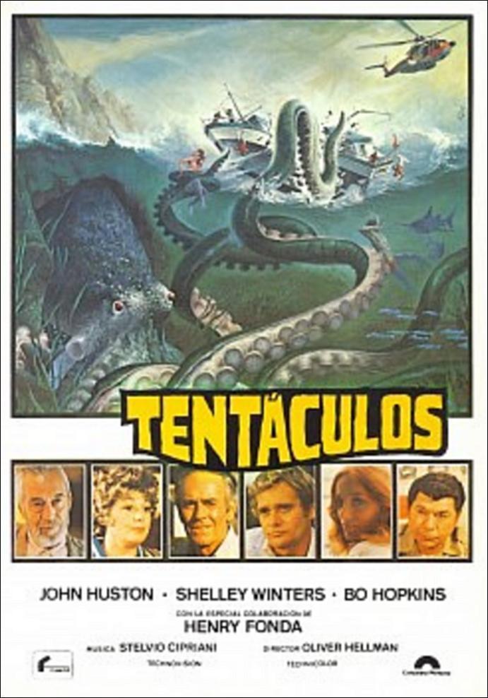 Tentáculos (1977) ()